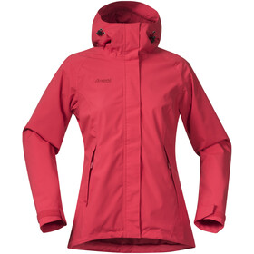 Bergans Ramberg Chaqueta Mujer, strawberry/red
